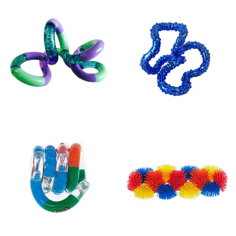 Tangles & Fidget Toys