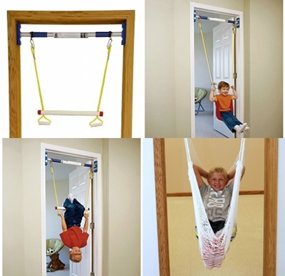 Special Needs Swings | Sensory Playaway Indoor Swings