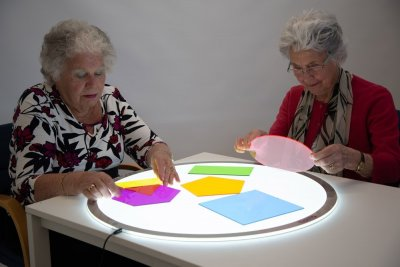 LED Light Panels & Mood Light Tables